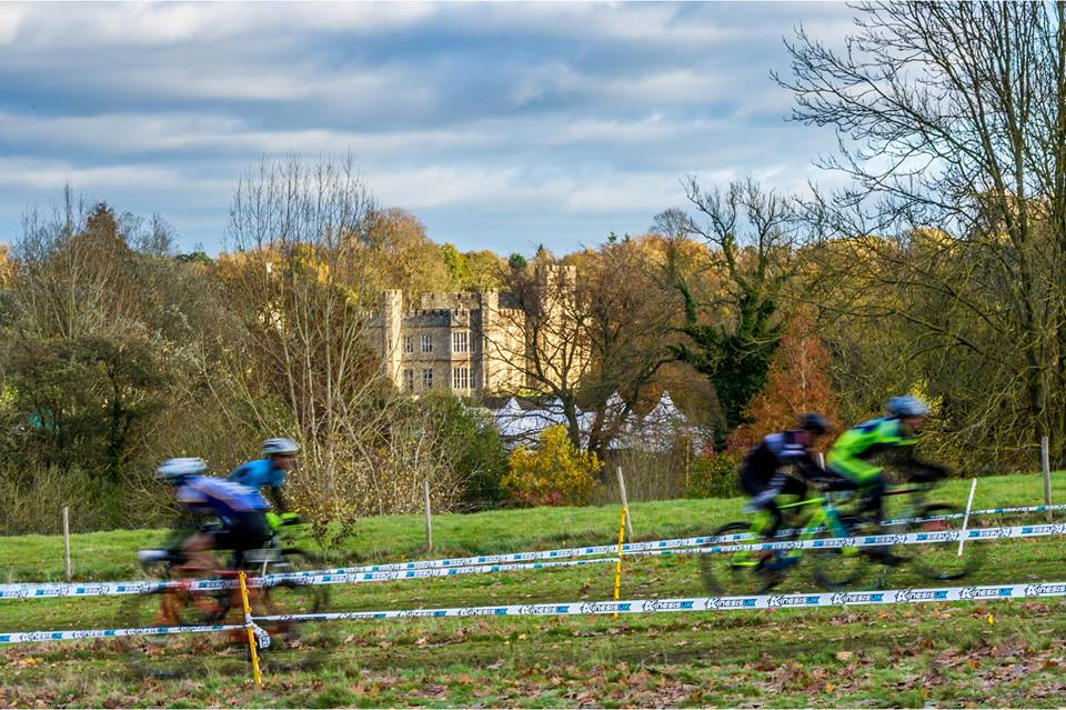 18.3 Kinesis UK LDN and SE Cyclocross Rd.3 Leeds Castle 23rd September