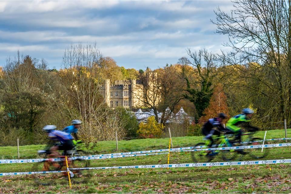 18.3 Kinesis UK LDN and SE Cyclocross Rd.3 Leeds Castle 23rd September