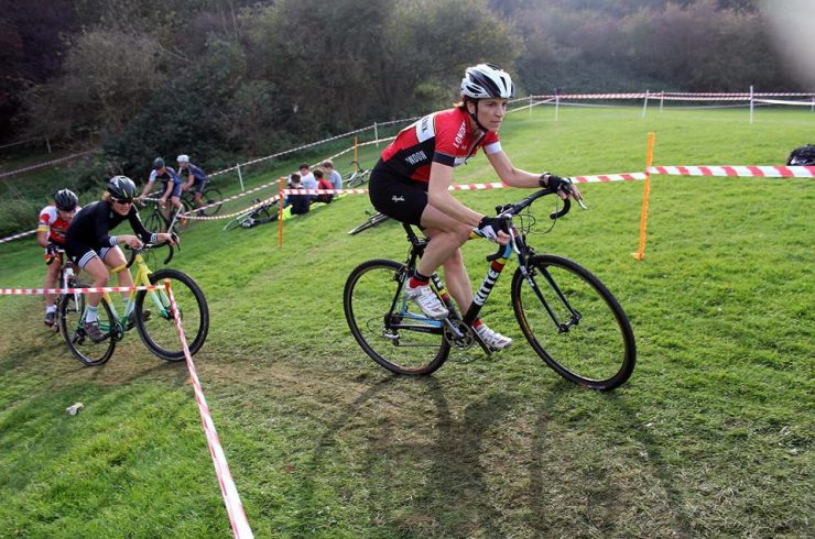 18.4 Kinesis UK LDN and SE Cyclocross Rd.4 East Brighton Park 30th September