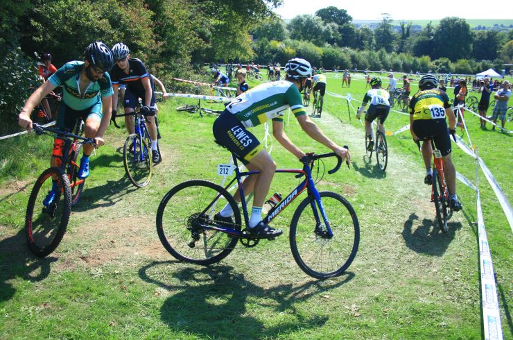 18.1 Kinesis UK LDN and SE Cyclocross Rd.1 Stanmer Park 2nd September