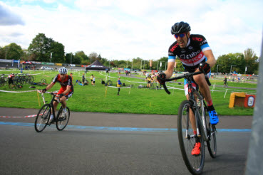 18.5 Kinesis UK LDN and SE Cyclocross Rd.5 Herne Hill 7th October