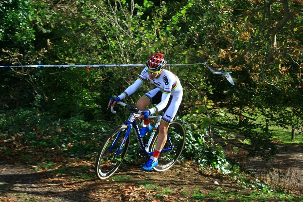 18.7 Kinesis UK LDN and SE Cyclocross Rd.7 Preston Park 28th October Race Report