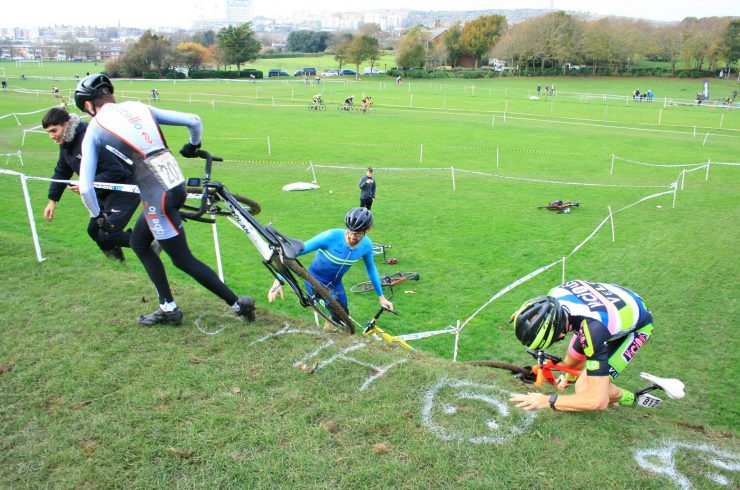 18.8 Kinesis UK LDN and SE Cyclocross Rd.8 East Brighton Park 25th November