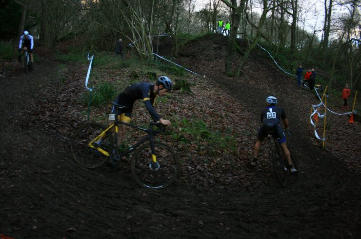 18.9 Kinesis UK LDN and SE Cyclocross Rd.9 Frylands 9th November