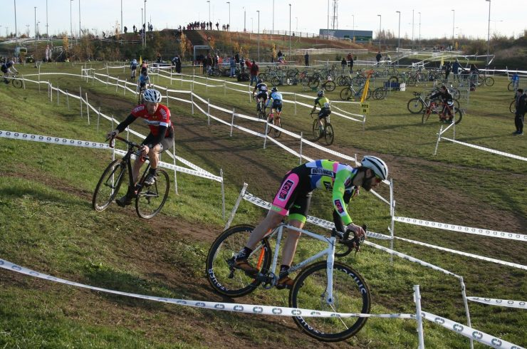 Cyclo-X Regional Development Day 2018 at Cyclopark 15.12.2018