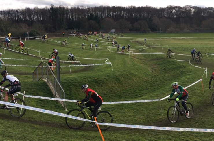 18.12 Kinesis UK LDN and SE Cyclocross Rd.12 Bexley 26th January