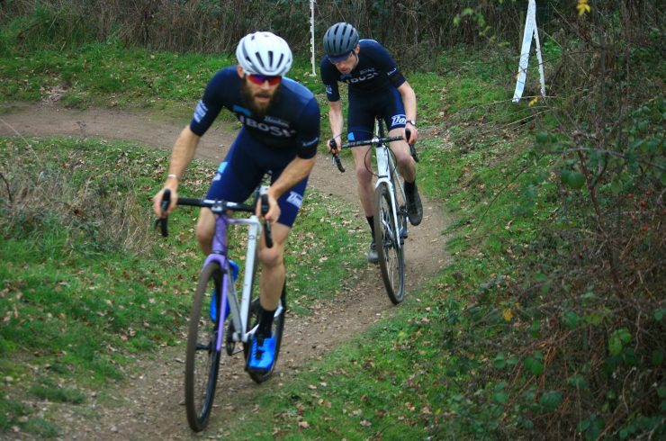 18.11 Kinesis UK LDN and SE Cyclocross Rd.11 Hog Hill 6th January