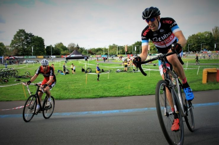 2020/21 Challenge Tires London and SE Cyclocross – Race 1 Herne Hill
