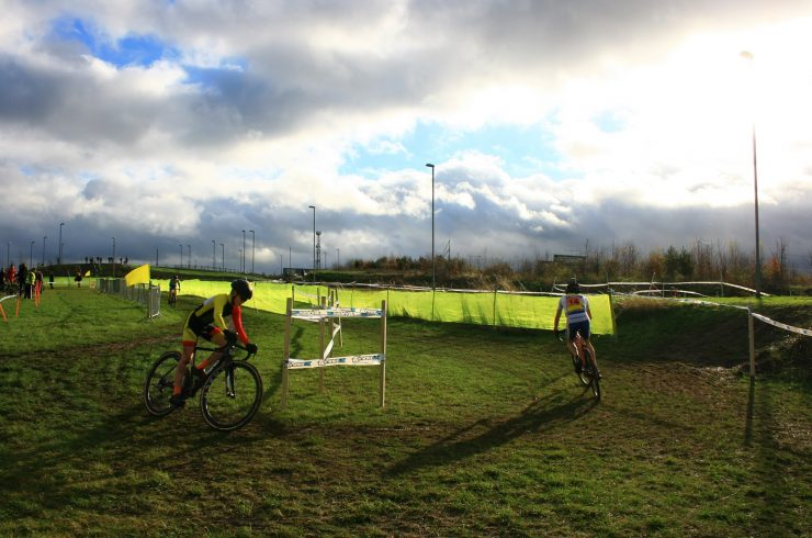 South East Regional Cyclo Cross Champs at Cyclopark 2018
