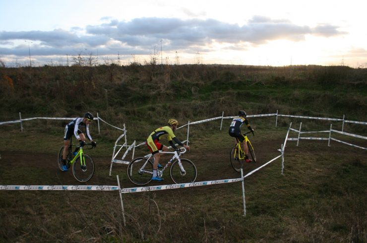 Great opportunity to be part of the Regional and National Cyclo Cross Champs at Cyclopark.
