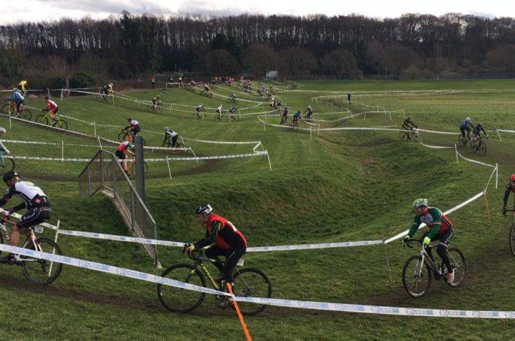 18.12 Kinesis UK LDN and SE Cyclocross Rd.12 Bexley 26th January