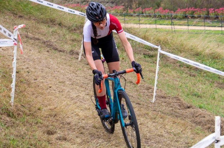30 seconds to go ! The countdown to the entering your first cyclocross race